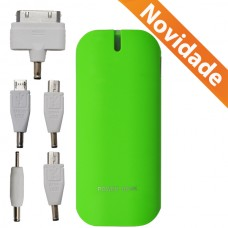 BATERIA DE EMERGENCIA POWER BANK 5600 Mha