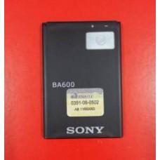 Bateria Sony Ericcson Ba600 Xperia U St25 St25i Lt26 Lt26l Original