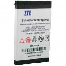 BATERIA CELULAR ZTE Li3708T42P3h553457 X175 F233 F600 F870 K80 D90 L391PJ