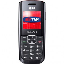 CELULAR LG GS155 - GSM COM CÂMERA INTEGRADA, MP3 PLAYER, RÁDIO FM