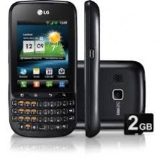 SMARTPHONE LG OPTIMUS PRO C660 DESBLOQUEADO USADO