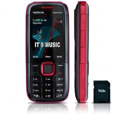 CELULAR NOKIA 5130 2 MPX RADIO 1GB BLUETHOOTH CLARO NOVO
