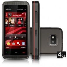 Nokia 5530 Cam 3.2mp Rádio Fm Bluetooth