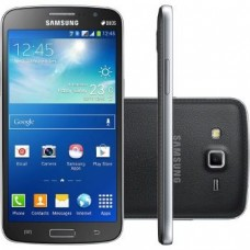 SMARTPHONE GALAXY GRAN 2 DUOS TV G7102 PRETO ANDROID 4.3, TV HD, TELA 5.3,CÂMERA 8MP, QUAD CORE 1.2GHZ, WI-FI, 3G E GPS USADO