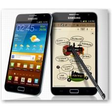 Samsung Galaxy Note GT-N7000 Preto- Processador de 1.4GHz, Tela de 5.3'', 3G e Android 2.3 - Desbloqueado