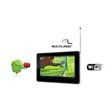 TABLET MULTILASER TAB TV WI-FI 4 GB NB046 NOVO