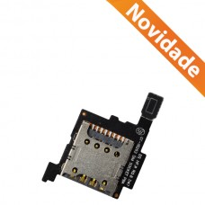 FLEX CABLE PARA SAMSUNG I8262 CORE DUOS SIM CARD