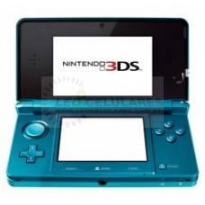Game Portátil Nintendo 3DS Azul