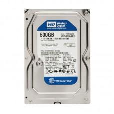 HD 500GB SATA WD5000AAKX MARCA WESTERN DIGITAL NOVO