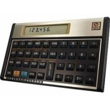 CALCULADORA HP 12C GOLD CALCULADORA FINANCEIRA + CAPA + MANUAL PORTUGUÊS