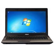 """Asus X44C-VX004R - Tela 14"""" HD LED, Core i3 2330M, 4GB, HD 500GB, USB 3.0 - acabamento em alumínio USADO"""