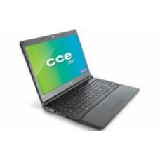 Notebook Cce i7 2630QM Web Cam 6gb 640gb 14 Nf Windons 7 USADO
