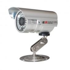 CAMERA 659-2 INFRA VERMELHO RED CCD 1/4 SH 3.6MM 420L