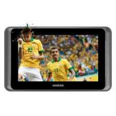 TABLET GENESIS GT 7306 8GB ANDROID TV DIGITAL 3G DUAL CORE PRATA OU GRAFITE