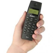 TELEFONE S/ FIO DECT 6.0 C/ IDENTIFICADOR DE CHAMADAS, GERENCIADOR DE CHAMADAS