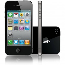 APPLE IPHONE 4S 8GB NACIONAL DESBLOQUEADO WIFI GPS PRETO