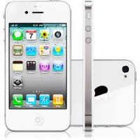 Smartphone Apple iPhone 4 16GB Branco Desbloqueado
