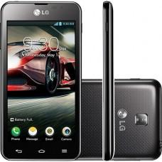 SMARTPHONE LG OPTIMUS F5 P875 DESBLOQUEADO PRETO NOVO