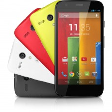 SMARTPHONE MOTO G XT1033 16GB 3G 5 MP DUAL CHIP COLORS EDITION DESBLOQUEADO PRETO CÂMERA ANDROID 4.3