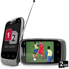 SMARTPHONE MOTOROLA MOTOGO TV EX440 DESBLOQUEADO