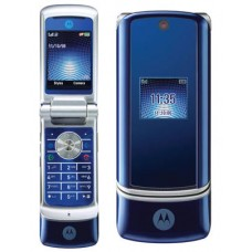 MOTOROLA K1 MP3 CAMERA 2MPX AZUL NOVO