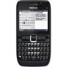 Nokia E63 - Preto - Camera 2mp, Memoria 2gb, Wi-fi, Bluetoot USADO