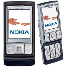 CELULAR NOKIA 6270 CAMERA 2MP MP3 BLUETOOTH PRETO NOVO