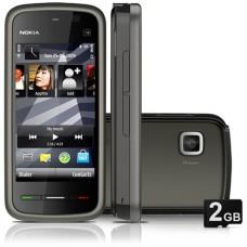 Nokia 5233 c/ Câmera 2MP MP3 Rádio FM Bluetooth Fone de Ouvido e Cartão