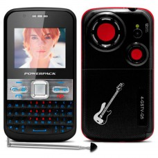 CELULAR MP30 Q5 2CHIPS 2GB TV RADIO MP3 JAVA 2 CAMERAS