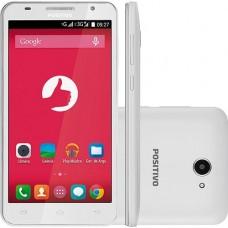 SMARTPHONE POSITIVO S550 4GB DUAL SIM TELA 5.5