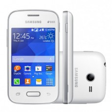 SAMSUNG GALAXY POCKET 2 DUOS G110B 1 GHZ ANDROID 4.4 3G WI-FI CÂMERA 2.0MP