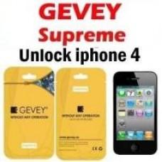 Gevey Sim P/ Desbloqueio Iphone 4 Lançamento !!!!