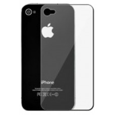 PELICULA GLASS TRASEIRA APPLE IPHONE 4 4S