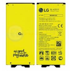 Bateria LG  Bl42d1f G5 H840 H860 H820 G5 Original