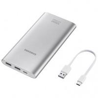 Carregador Portátil Samsung 10000mAh Fast Charge Original
