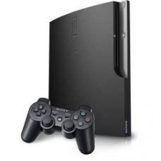 PLAYSTATION 3 SLIM 160GB C/ CONTROLE SEM FIO DUAL SHOCK