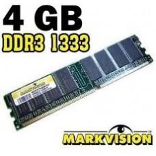 MEMORIA MARKVISION DDR 3 4GB PARA PC