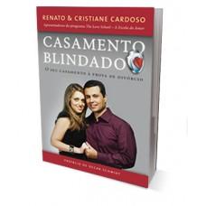 """LIVRO CASAMENTO BLINDADO DE """"RENATO E CRISTIANE CARDOSO"""
