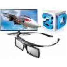 KIT 4 Óculos 3d Samsung Ssg-3050gb Tvs Serie D, E E Es 2011 E 2012