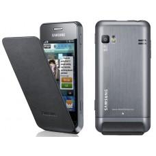 CELULAR DESBLOQUEADO SAMSUNG S7230 WAVE GRAFITE CÂMERA 5MP WI-FI 3G GPS MP3 PLAYER NOVO